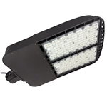 400W LED SHOEBOX AREA LIGHT SERIES AC120-277V