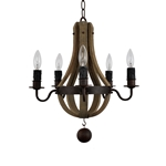 American Countryside Pendant Light