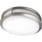 "12"" FLUSH MOUNT CEILING LIGHT - 4000K"