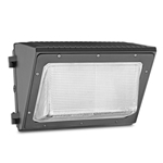 50W LED Glass Wall Pack Light