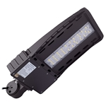 60W LED SHOEBOX LIGHT WITH SLIP FITTER AC120-277V