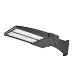 150W LED SHOEBOX LIGHT WITH ARM AC120-277V