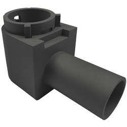 ROUND TOP POST ADAPTER (SHOEBOX SERIES)