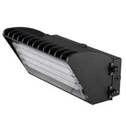 70W LED Semi-Cutoff Wall Pack Light