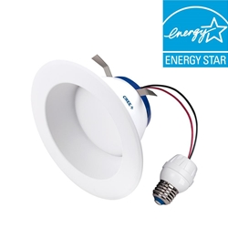 1000led 65w equivalent daylight 5000k 6 in dimmable led 65w equivalent daylight 5000k 6 in dimmable led retrofit recessed downlight aloadofball Choice Image
